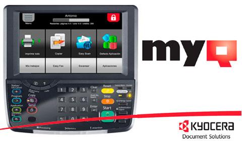 MyQ embedded terminal